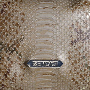 טרנד תיק צד תיק ערב תיק לכתף 2020 Nature Croc Roxy  BAG FASHIONBAG VEGAN TREND ZENDIGI URBAN