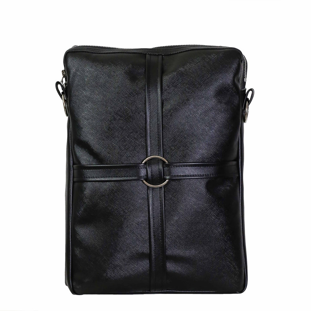 Pure Black C'clair Bag