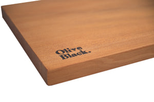 Olive Black Swamp Kauri Board