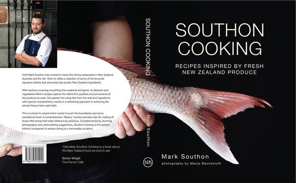 Mark Southon Cook Book