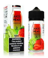 Juice Head - Strawberry Kiwi (3mg)