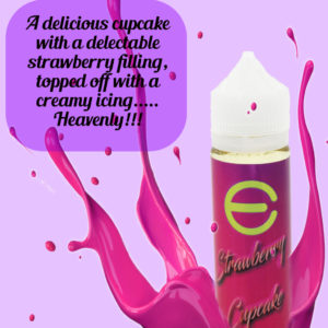 The E-Juice Co. - Strawberry Cupcake