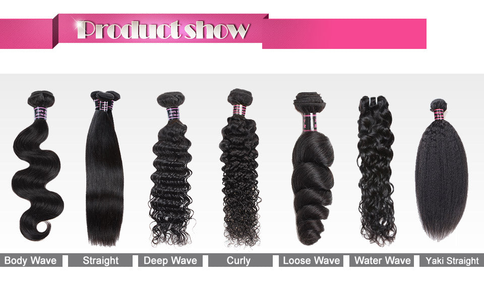 Ishow Peruvian Straight Virgin Hair Unprocessed Human Hair Weave 3Pcs Lot