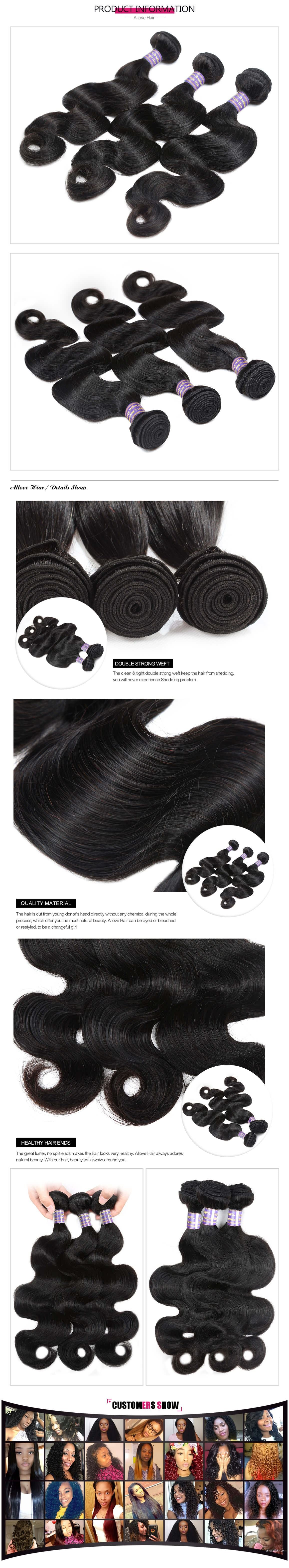 Buy best brazilian virgin human hair weave with reasonable price on ms virgin hair