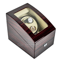Cameraing Automatic Watches Winder Box with Two Mode Power Supply - Ms Virgin Hair