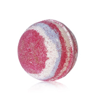 Cotton Candy Raspberry Bath Bomb