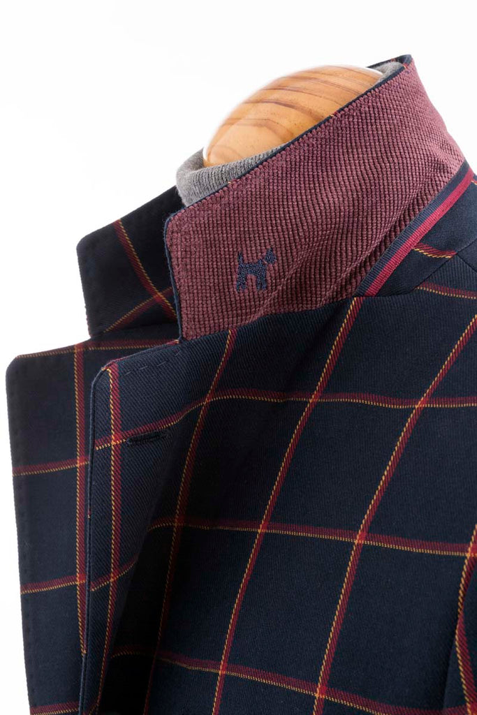 TARTAN SPORTS JACKET
