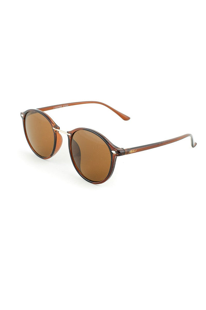 Brown Williot Sunglasses