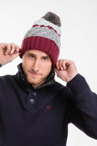 Wine Williot Beanie