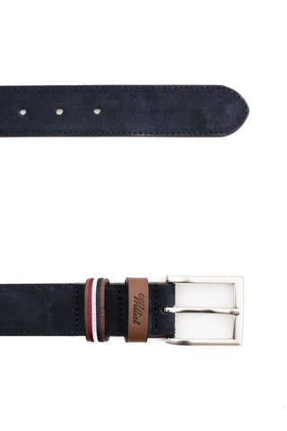 Navy Williot Belt