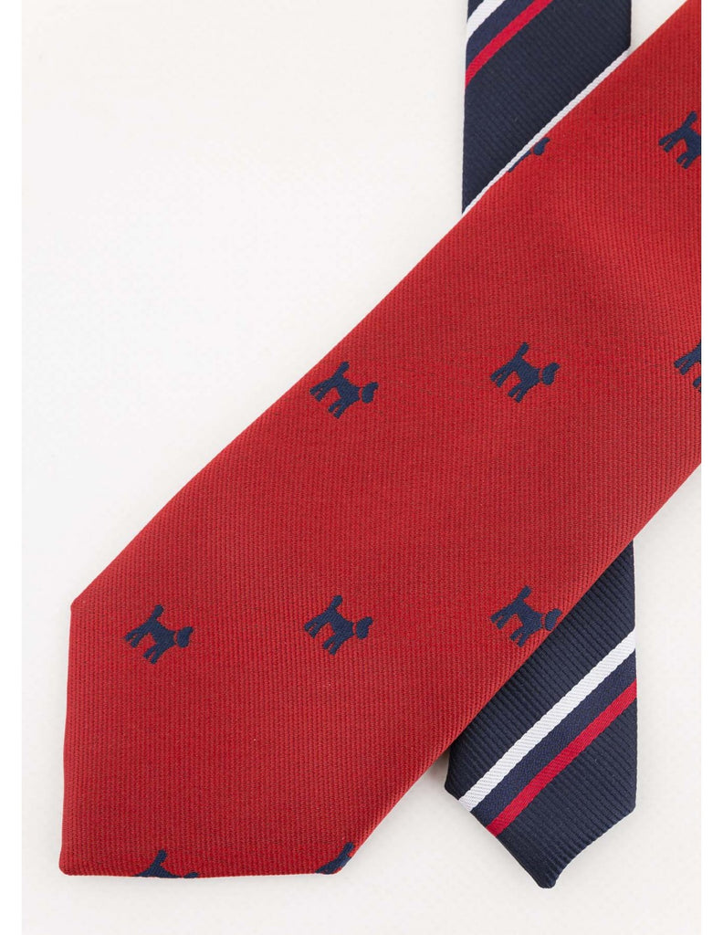 Red Williot Tie