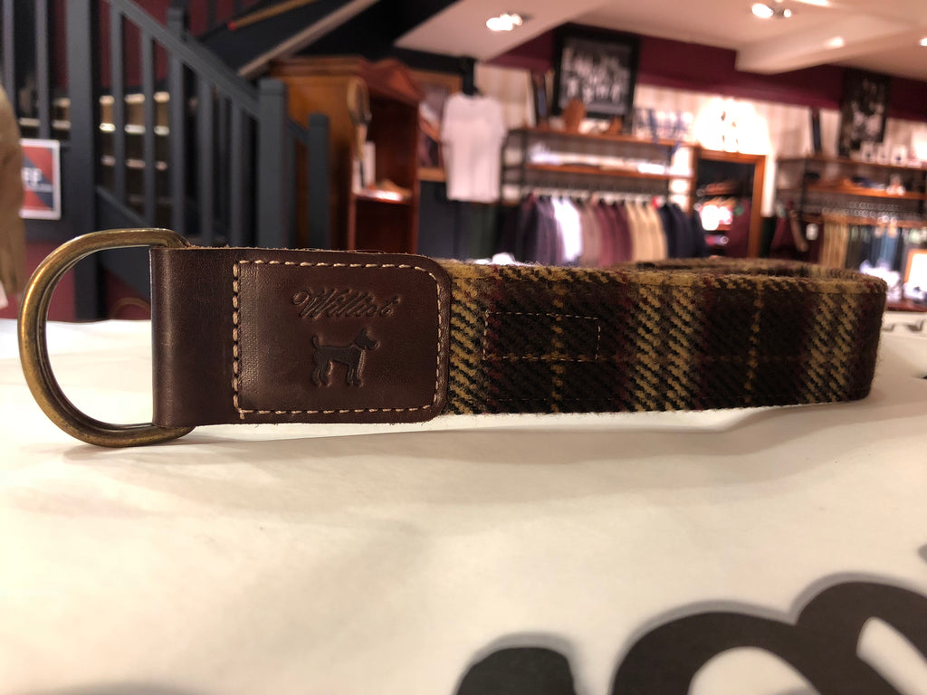 Brown Style Belt