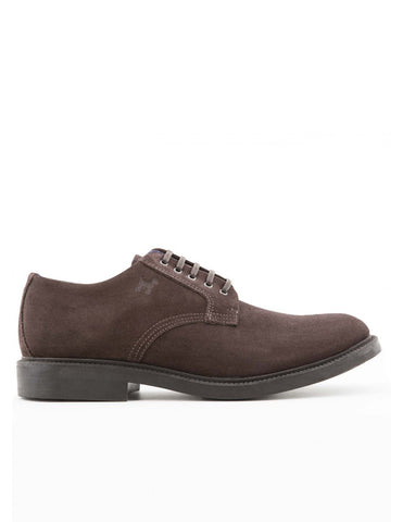 Williot Brown Suede Shoe