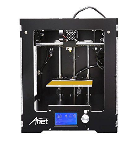 Anet A3-S Full Aluminum Plastic Frame Assembled 3D Printer