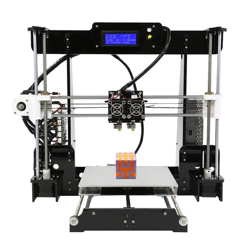 Anet A8M 3D Printer Dual Nozzel Color Desktop
