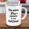 Bee Gift Idea, Bee Lover Coffee Mug, Bee Mug, Gift Idea for her, Gift for Mum.