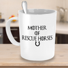 Gift for Rescue Horses Mom - Mothers Day gift