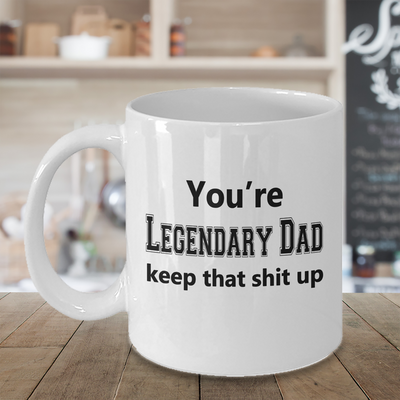 Best mug for Dad - Gift for Dad - Fathers Day Gift