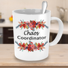 Chaos Coordinator, Chaos Coordinator Gift, Funny Mom Mug, Wedding Planner Gift, Human Resource , Office Mug.