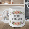 Light Chaser Wedding Photographer Photography Mug