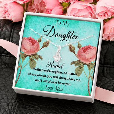 Personalized Daughter Gift. Birthday Gift to Daughter from Mom.