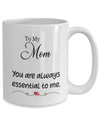 Funny Mom Gift. Mother's Day Gift. Funny Gift for Mother.
