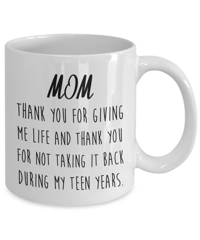 Mom Gift Idea. Mothers Day Gift. Birhtday Gift for Mom