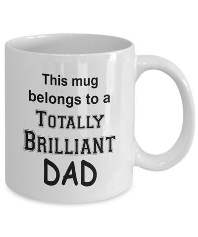 Birthday gift for dad. Father's Day gift. Best mug for Dad. Gift for Dad