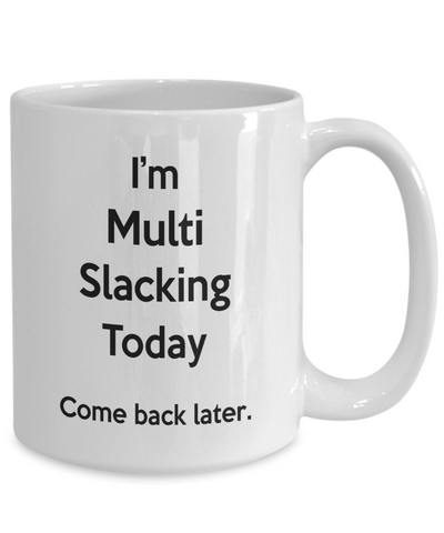 Funny office mug. Hilarious Office gift for co-worker. Funny birthday gift.