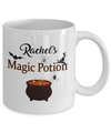 Personalized Halloween Magic Potion Gift.