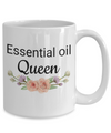 Funny Essential Oil Gift, Essential Oil Ceramic Mug, Gift for Crazy Oily Lady