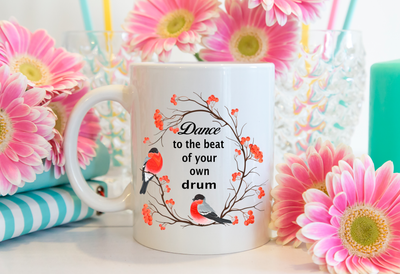 Inspirational gifts. Inspirational quote mug. Birthday gift