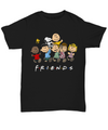 Snoopy Friends Gift. Snoopy t-shirt. Snoopy fan gift.
