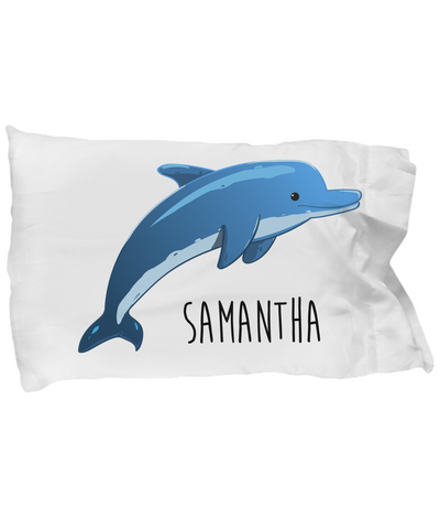 Personalized Dolphin Gift