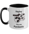 Personalized Panda Gift. You are Pandastic.