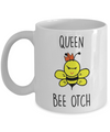 Queen Bee Otch mug. Bee mug for her.