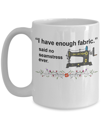 Seamstress Gift. Funny gift for seamstress. Sewing gift idea.