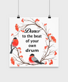 Inspirational gifts. Inspirational quote. Birthday gift