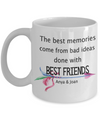 Personalized Best friend Birthday Gift. Bestfriend Birthday Quote.