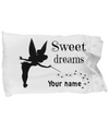Personalized Fairy Gift. Fairy Birthday Gift for girls. Fairy Pillowcase Gift.