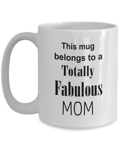 Birthday Gift for Mum - Mothers Day Gift - Best mug for Mom