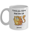 Anniversary Cat Lover Mug - Funny Mug for couples