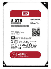 WD RED/HDD/8TB/3.5/SATA3/5400RPM/128MB CACHE