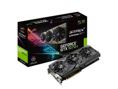 ROG STRIX GTX1070TI ADVANCED,8GB GDDR5,DVIX1,HDMIX