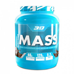 3D NUTRITION MONSTROUS MASS [1.5KG]