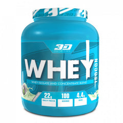 3D NUTRITION WHEY ISOCON [3KG]