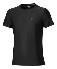 ASICS SS TOP BLACK