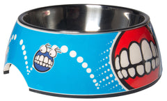 Rogz 2-in-1 Bubble Dog Bowl (Comic Design)