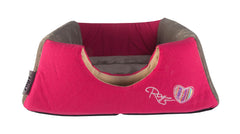 Rogz Catz Multi-Purpose Igloo Bed Medium - Pink