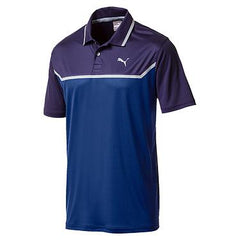 PUMA BONDED TECH POLO BLUE